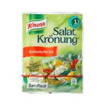 Knorr - Knorr Salat Kronung Italienische Art (Salad Herbs Italian-Style), 5-Count Packets (Pack of 5) 4038700119360