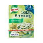 Knorr - Knorr Salat Kronung Dill-Krauter (Salad Herbs and Dill), 5-Count Packets 4038700119421