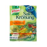 Knorr - Knorr Salat Kronung Paprika-Krauter (Salad Herbs with Paprika), 5-Count Packets (Pack of 5) 4038700119438