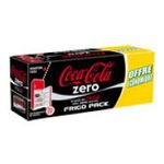 Coca-Cola - Zero - Coca-Cola 5000112582536