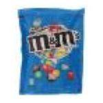 M&M's - Crispy M&M's Chocolate Candy with Crisped Rice Center,  Bag - Rare 5000159416177