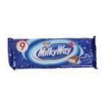 MilkyWay -  milky way pack de 9 x 22 gr  5000159418492