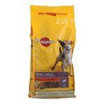 Pedigree -  adult mini nourriture pour chien sac boeuf riz et legume petit chien croquettes  5000166063425