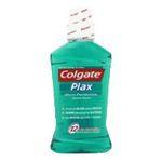 Colgate -  plax bain de bouche flacon plastique menthe adulte vert avant brossage anti plaque  5000209108519