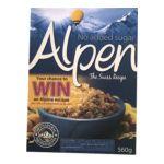 Weetabix -  Alpen   Alpen No Added Sugar  5010029201246