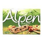 Weetabix -  Alpen   Alpen Fruit and Nut Cereal Bar 5 Pack  5010029211023