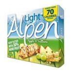 Weetabix -  Alpen   Alpen Light Sultana and Apple Cereal Bar 5 Pack  5010029211153