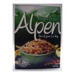Weetabix -  Alpen   Alpen High Fruit  5010029211320