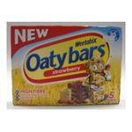 Weetabix -  Weetabix   Weetabix Strawberry Oaty Bars 5 Pack  5010029211443