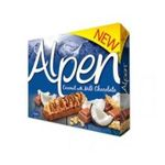 Weetabix -  Alpen Coconut And Chocolate Cereal Bars 5Pk  5010029212785