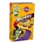 Pedigree -  markies trios nourriture pour chien boite poulet ou agneau ou viande bouchee biscuit  5010394983952