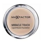 Max Factor - Max Factor Miracle Touch Liquid Illusion Foundation - 80 Bronze 5011321338586