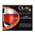 Max Factor - Olay Regenerist Daily 3 Point Treatment Cream  5011321457454