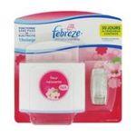 Febreze -  diffuseur passif blister fleur naissante1ct kit rectangle neutralisateur d'odeur liquide objet a poser  5410076193721