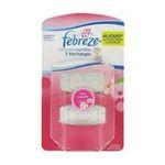Febreze -  diffuseur passif blister fleur naissante 2ct2 recharges rectangle neutralisateur d'odeur liquide recharge pour diffuseur passif  5410076195633