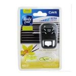 Ambipur -   pur car diffuseur passif boite carton bouquet de vanille1ct liquide clip  5410076309672