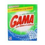 Gama -   lessive poudre  5410076515844