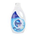 Dash -   2 en 1 lenor lessive liquide  fleur de lys et perles de rosee adoucissant 5410076766178