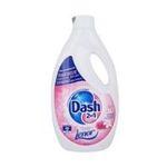Dash -   2 en 1 lenor lessive liquide  pivoine et notes de jasmin adoucissant 5410076766550