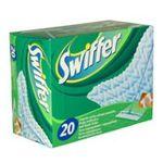 Swiffer - swiffer recharge depoussierante 20 lingettes  | SWIFFER|SWIFFER ATRAPA-POLVO REC.20| 5413149049550