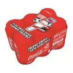 Coca-Cola - BOITE 6X33CL COCA COLA 5449000000965