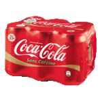 Coca-Cola - Coca-Cola sans caféine 5449000008336