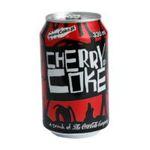 Coca-Cola - Cherry Coke - Cherry Cola 5449000009500