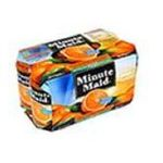 Minute Maid - LOT 6 BOITES MINUT MAID ORANGE  | LOT 6 BOITES MINUT MAID ORANGE 33CL 5449000018656