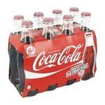 Coca-Cola -  cola soda gazeux cola bouteille verre  sans extra  5449000050779