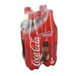 Coca-Cola -  cola soda gazeux cola bouteille plastique  sans extra  5449000050793