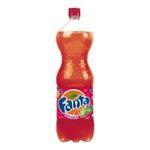 Fanta -  soft drinks gazeux bouteille plastique fraise et kiwi standard pas de cafeine soda gazeux etagere  5449000146274