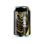 Coca-Cola - Zero - Coca-Cola sans caféine 5449000169327