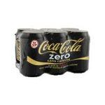 Coca-Cola - Zero - Coca-Cola sans caféine 5449000169334