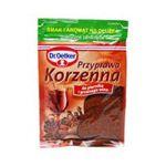 Dr. Oetker -  Spices for honey - bread   Dr.oetker Spice for Honey-bread (/) 5900437018003
