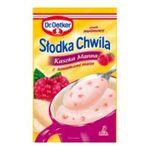 Dr. Oetker -  Dr. Oetker   Dr Oetker Slodka Chwila Semolina Gruel Raspberry 5-pack 5x/5x 5900437039435