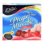 E.Wedel -  Ptasie Mleczko   E. Wedel Ptasie Mleczko Strawberry Marshmallow ( 420 G/ ) 5901588056746