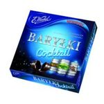 E.Wedel -  E. Wedel Barylki   E. Wedel's Chocolate Barrels Box -Cocktail (/ ) 3 Flavours 5901588056753
