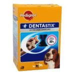Pedigree - PEDIGREE |  dentastix nourriture pour chien boite carton assortis stick friandise  5998749108277