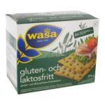 Wasa -  Wasa - Knäckebrot 'Gluten- und Laktosefrei' - 275 GR 7300400109215
