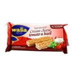 "Wasa -  Wasa Sandwich ""Cream Cheese, Tomato & Basil"" Singlepack 7300400127363"
