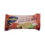 Wasa -  WASA Tomato Basil Sandwiches 2 X 3 Pack (Made in Sweden) 7300400127387