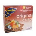 Wasa -  Wasa Crisp Original  7300400317801