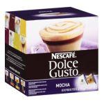 Nescafé - Mocha Capsules For The Machine Nescafe 1 box,16 capsule 7501059273597
