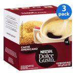 Nescafé - Dolce Gusto House Blend Caffe Americano Coffee Capsules 7501059273689