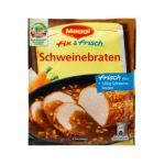 Maggi - MAGGI fix & fresh pork roast (Schweinebraten) (Pack of 4) 7613030694212