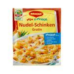 Maggi - MAGGI fix & fresh ham and noodles gratin (Nudel-Schinken Gratin) (Pack of 4) 7613030707738