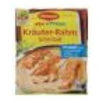 Maggi - MAGGI fix & fresh creamy schnitzel with herbs (Kräuter-Rahm-Schnitzel) (Pack of 4) 7613030708209