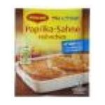 Maggi - MAGGI fix & fresh creamy chicken with bellpeppers (Paprika-Sahne Hähnchen) (Pack of 4) 7613030710554