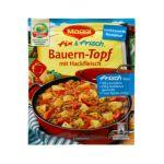 Maggi - MAGGI fix & fresh farmer stew with ground beef (Bauern-Topf mit Hackfleisch) (Pack of 4) 7613030712022