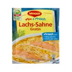 Maggi - MAGGI fix & fresh creamy salmon gratin (Lachs-Sahne Gratin) (Pack of 4) 7613030712527
